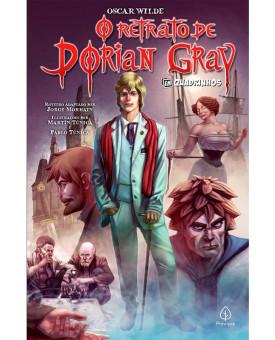 O Retrato de Dorian Gray | Em Quadrinhos| Oscar Wilde
