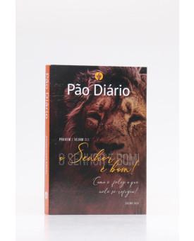 Pão Diário   Vol.25   O Senhor é Bom