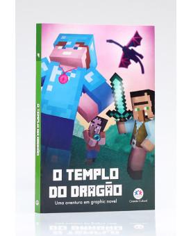 Minecraft | O Templo do Dragão | Volume 4 | Cara J. Stevens