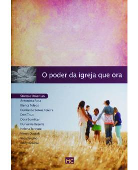 Livro O Poder Da Igreja Que Ora | Stormie Omartian