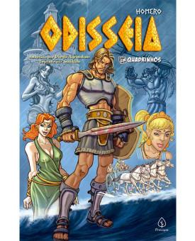 Odisseia | Em Quadrinhos | Homero