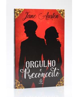Orgulho e Preconceito | Jane Austen | Capa Vermelha