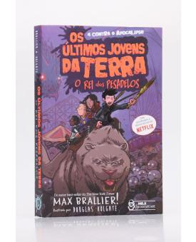 Os Últimos Jovens da Terra   O Rei dos Pesadelos   Max Brallier