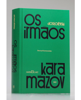 Os Irmãos Karamázov | Fiódor Dostoiévski