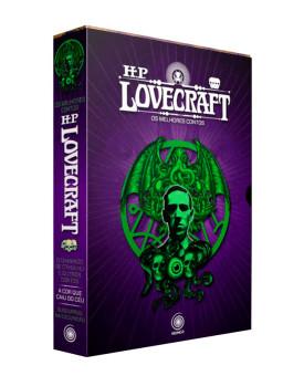 Box 3 Livros | Os Melhores Contos | Vol.1 | H.P. Lovecraft