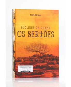 Os Sertões | Capa Dura | Euclides da Cunha