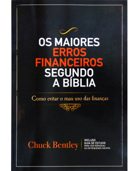 Os Maiores Erros Financeiros Segundo a Bíblia | UDF
