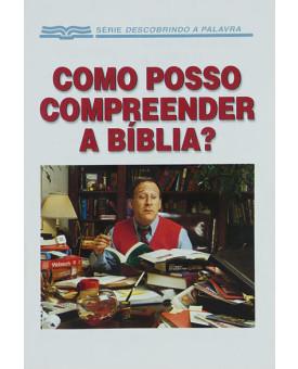 Livreto Como Posso Compreender A Bíblia?