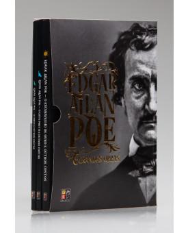 Box 3 Livros | Grandes Obras de Edgar Allan Poe | Pé da Letra