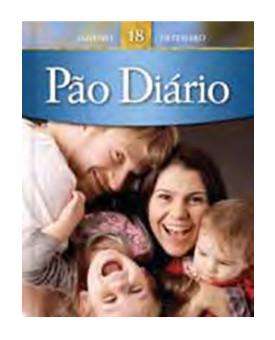 Pão Diário Família | Vol. 18 | Edição Bolso