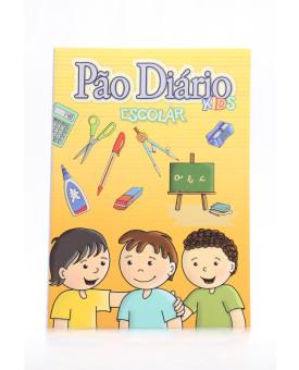 Pão Diário Kids Escolar   Turma