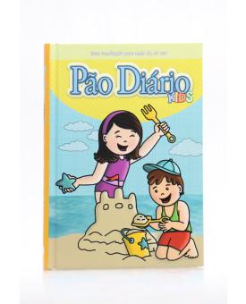 Pão Diário Kids   Novas Aventuras