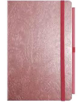 Pão Diário Notas - Rosa Prata
