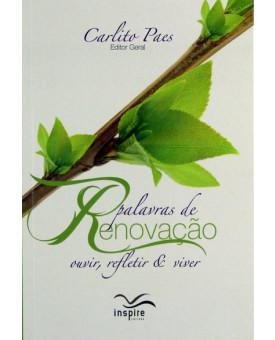 Palavra de Renovação | Carlito Paes