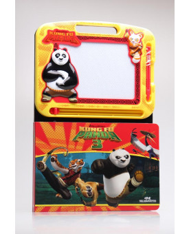 Kung Fu Panda   Tela Mágica