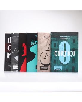 Kit 6 Livros | Literatura Brasileira Para Todos | Para Vestibular