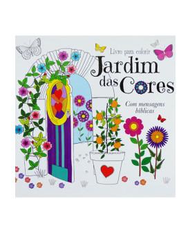 Para Colorir Com Mensagens Bíblicas | Jardim Das Cores