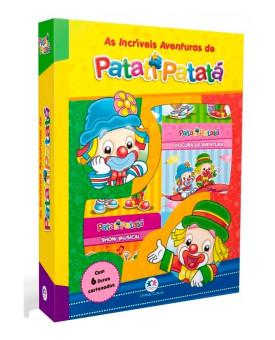 As Incríveis Aventuras de Patati e Patatá | Ciranda Cultural