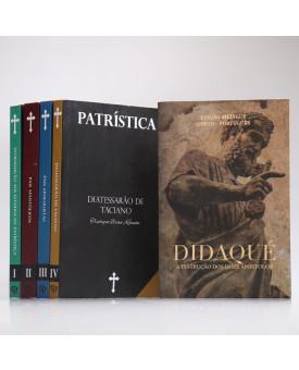 Kit 5 Livros | Patrística + Didaqué