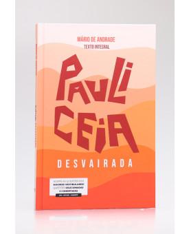 Pauliceia Desvairada | Capa Dura | Mário de Andrade