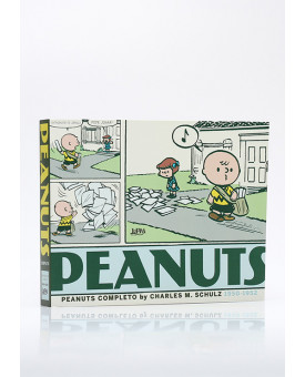 Peanuts Completo | 1950 a 1952 | Charles M. Schulz