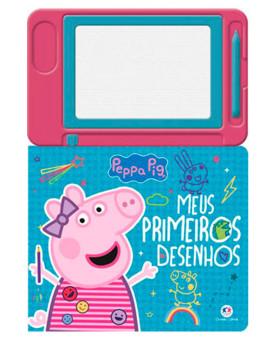 Peppa Pig | Meus Primeiros Desenhos | Ciranda Cultural
