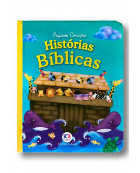 Pequenos Corações | Histórias Bíblicas | Ciranda Cultural