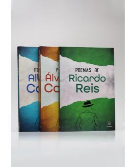 Kit 3 Livros | Poemas de Fernando Pessoa