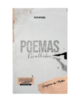 Poemas Escolhidos | Capa Dura | Gregório de Matos