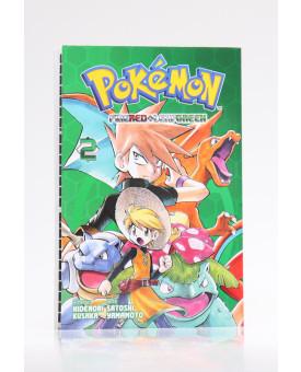 Pokémon FireRed & LeafGreen | Vol.2 | Hidenori Kusaka