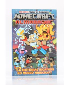 Revista em Quadrinhos   Pró Games   Almanaque   Minecraft