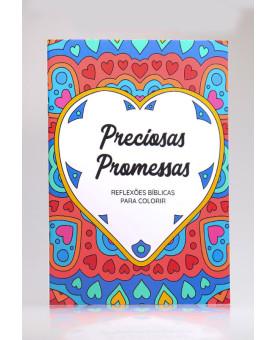 Preciosas Promessas | Livro Para Colorir
