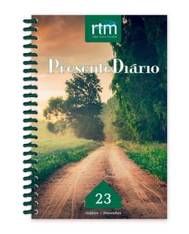 Presente Diário 23 | Letra Grande | Espiral | 2020