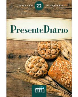 Presente Diário Vol. 22 | 2019 | Letra Grande | Brochura