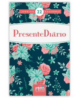 Presente Diário 2019 Vol.22 | Caixa 50 Unidade | Feminina