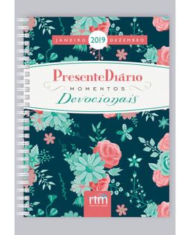 Agenda Presente Diário 2019 | Feminina | Wire-o