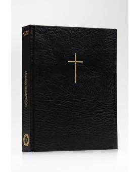 Bíblia Sagrada | NVI | Letra Normal | Capa Dura | Journaling | Cruz