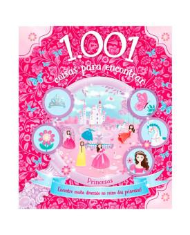 1.001 Coisas para Encontrar | Princesas | Igloo Books