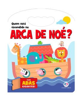 Quem está Escondido na Arca de Noé? / Ciranda Cultural
