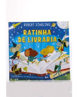 Ratinha de Livraria   Robert Starling