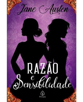 Razão e Sensibilidade | Jane Austen | Capa Roxa