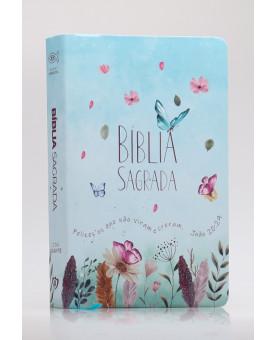 Bíblia Sagrada | RC | Letra Gigante | Soft Touch | Eu Sou