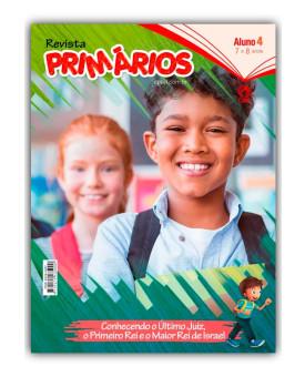 Revista | Escola Bíblica Dominical | Primários | Aluno | 4° Trimestre | 2019
