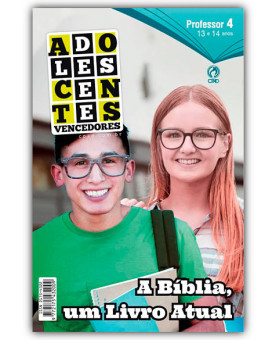 Revista | Escola Bíblica Dominical | Adolescentes | Professor | 4° Trimestre | 2019