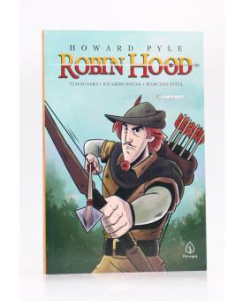 Robin Hood | Em Quadrinhos | Howard Pyle