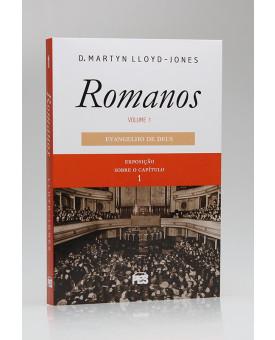 Romanos | Vol.1 | Evangelho de Deus | D. Martyn Lloyd-Jones