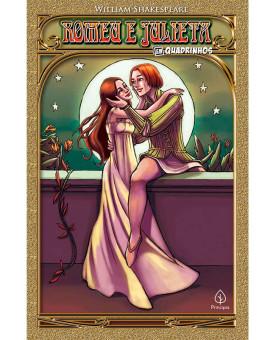 Romeu e Julieta | Em Quadrinhos | William Shakespeare