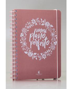 Meu Plano Perfeito | 2º  Edição | Capa Tecido | Planner Permanente