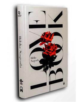 Bíblia Sagrada | NAA | Letra Normal | Capa Dura | Love Book Rosa