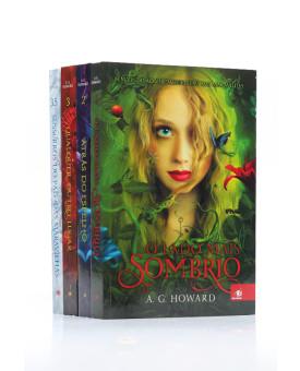 Kit 4 Livros | Saga Alice País das Maravilhas | A. G. Howard